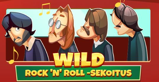 Spin town rock wild