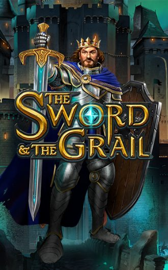 The Sword and the Grail kolikkopeli
