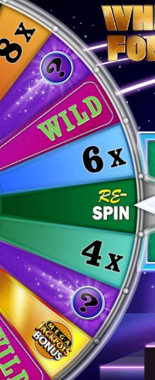 Wheel of fortune pyörä