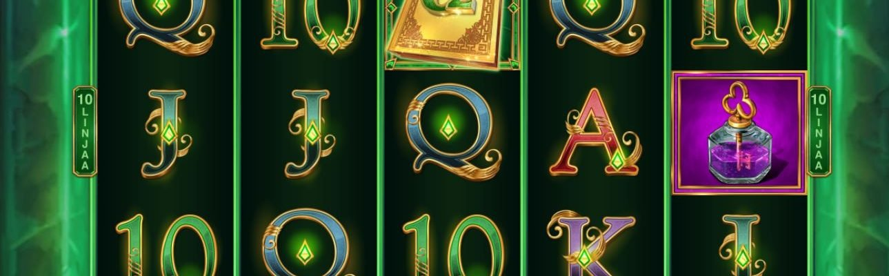 Book of Oz Lock'N Spin