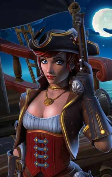 Boom Pirates merirosvo