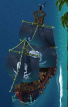 Boom Pirates ulkoasu