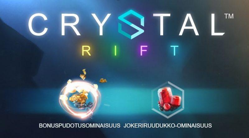 Crystal Rift erikoistoiminnot