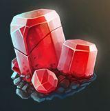 Crystal Rift ulkoasu