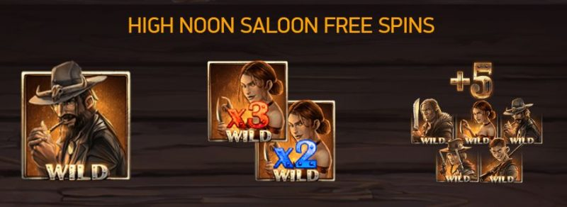 Dead or Alive 2 High Noon Saloon kierrokset