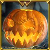 Halloween Jack kurpitsa