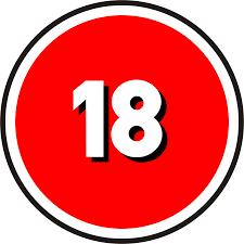Kasinoilla pelaaminen on kielletty alle 18-vuotiailta