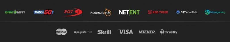 Loki Casino pelinvalmistajat