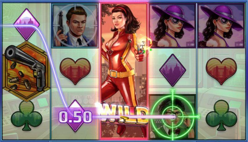 Mission Cash wild