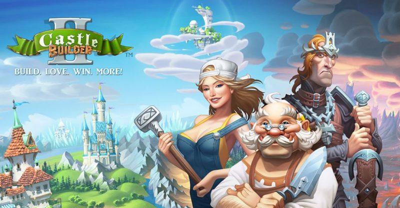 Rabcat Castle Builder II