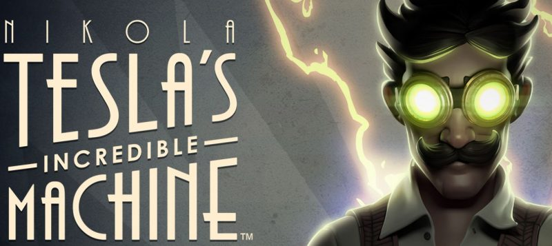 Rabcat Nikola Tesla's Incredible Machine