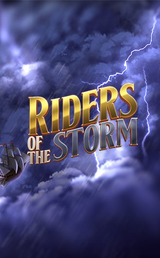 Riders of the Strom kolikkopeli Thunderkick