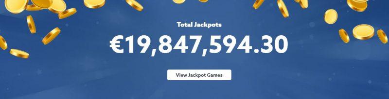 Scatters jackpot-pelit