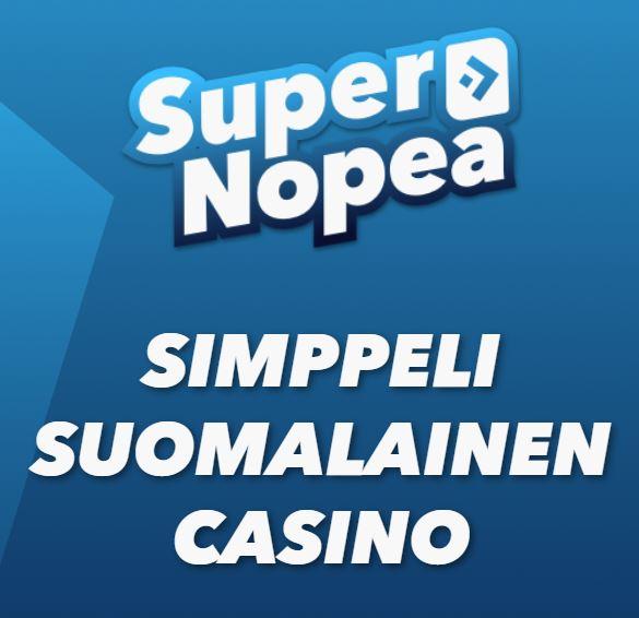 Simppeli suomalainen kasino