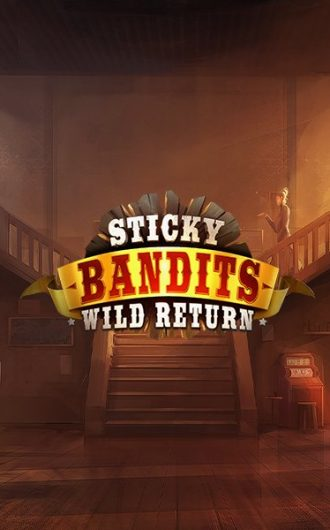 Sticky bandits Wild Return kolikkopeli