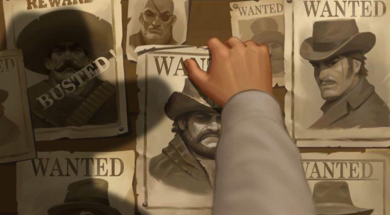 The One Armed Bandit ulkoasu