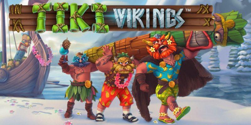 Tiki Vikings on Just For the Winin tyylikkäimpiä pelejä