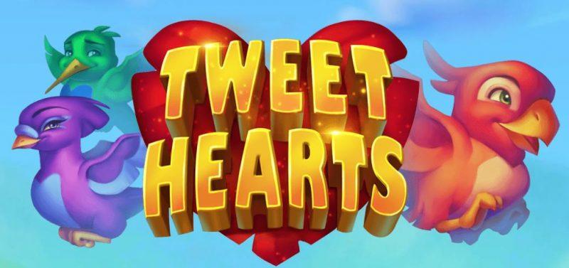 Tweethearts kolikkopeli on komea ilmestys