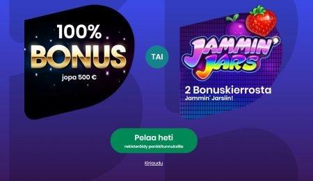 Boom casino etusivu