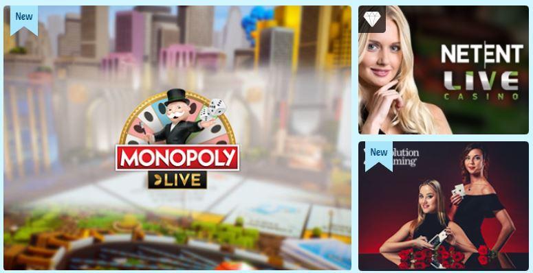 Craze Play casino livepelit