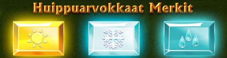 Gemmed kolikkopelin symbolit