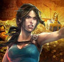 Lara Croft kolikkopeli