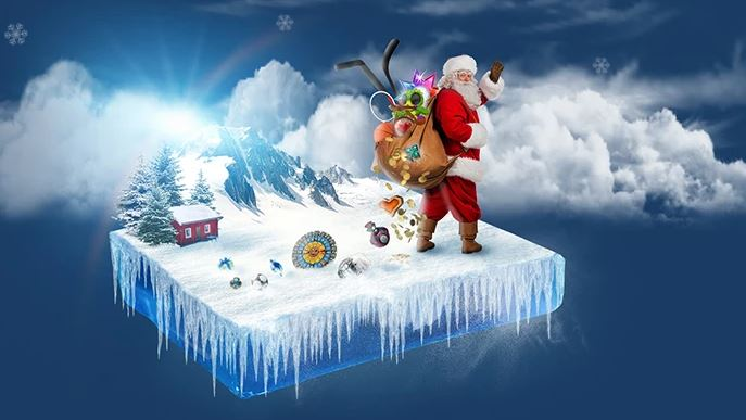 NordicBet joulukalenteri
