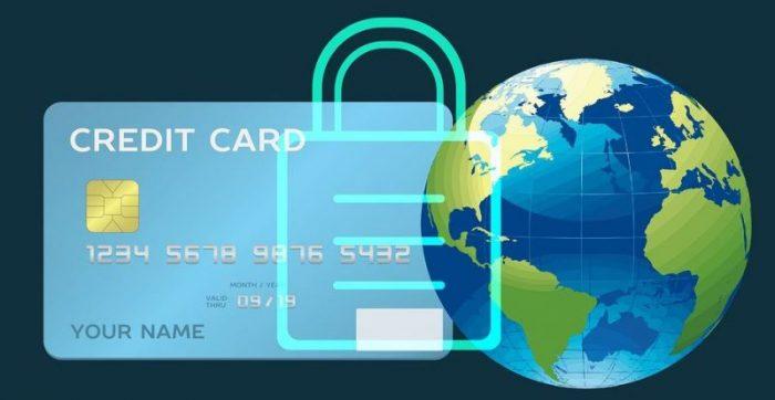 Turvallinen luottokorttimaksu