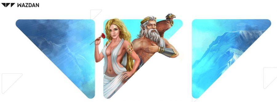 Wazdan pelituottaja Power of the Gods