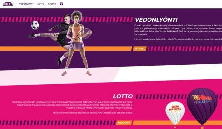 Yobetit casino Vedonlyönti ja Lotto