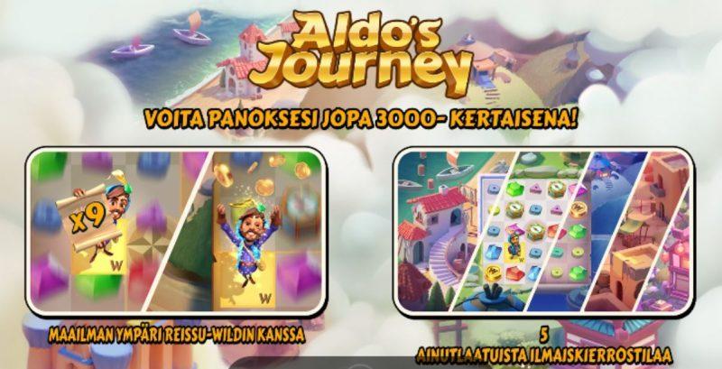 Aldo's Journey bonukset
