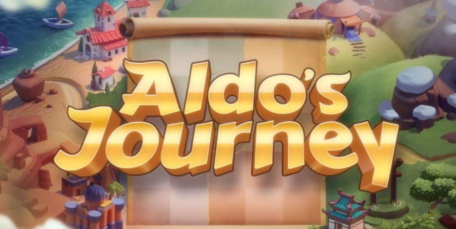Aldo's Journey ulkoasu