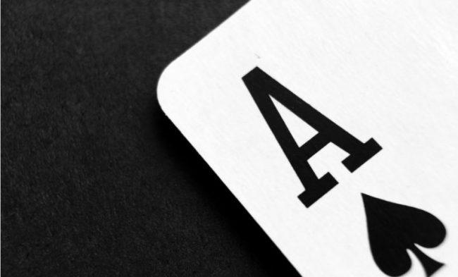 Blackjack ässä on paras kortti