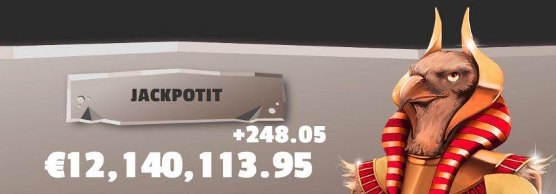 Giant Casino jackpotit