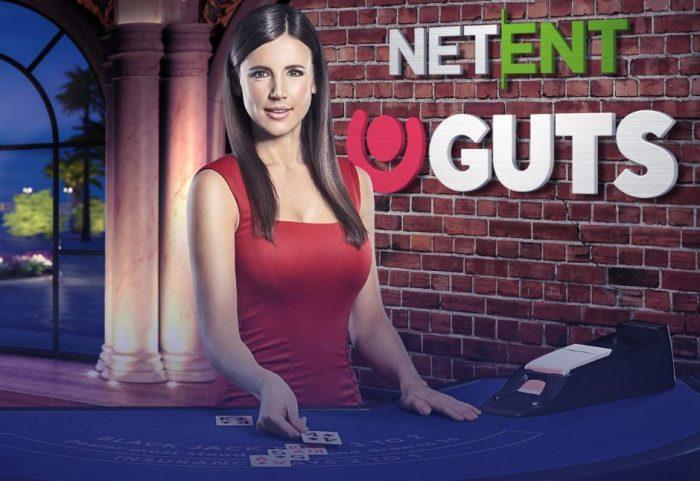 Guts blackjack