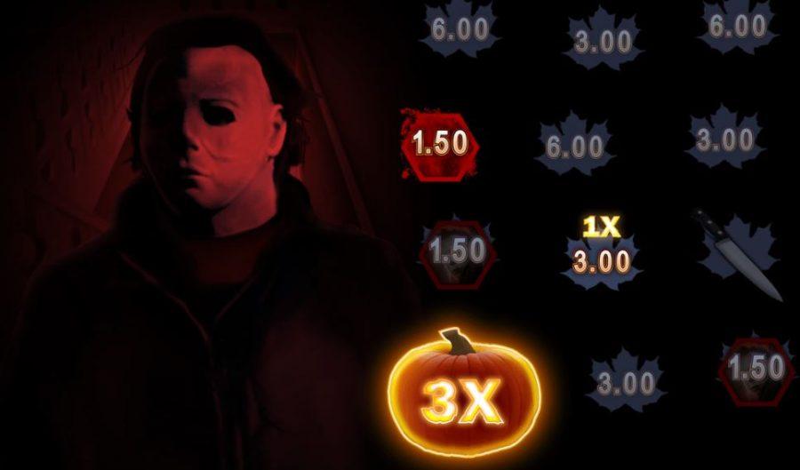Halloween boogeyman bonus