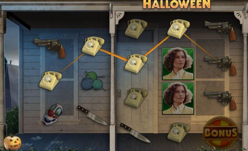 Halloween voittorivi