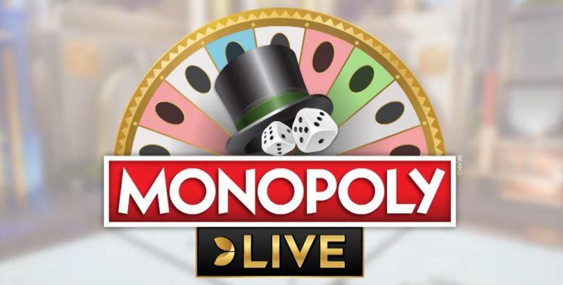 Monopoly Live onnenpeli