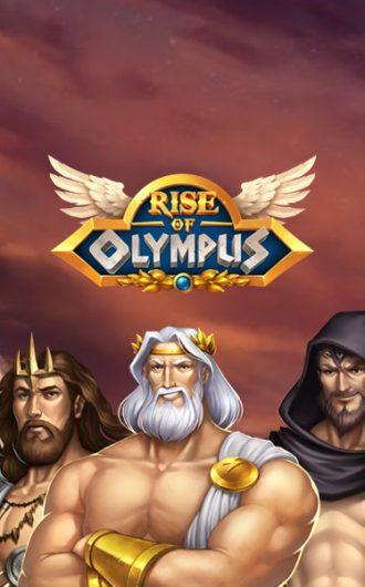 Rise of Olympus kolikkopeli