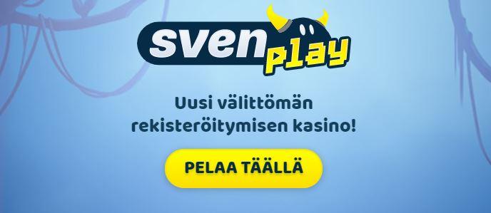 SvenPlay pelaa täällä