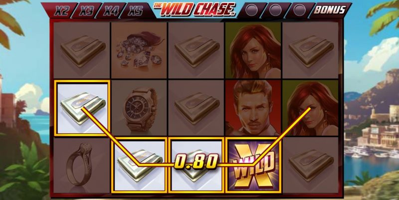 The Wild Chase voitto
