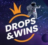 Galaksino drop and wins