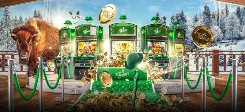 Mr Green kampanjat