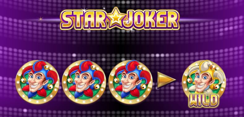 Star joker wild narrit