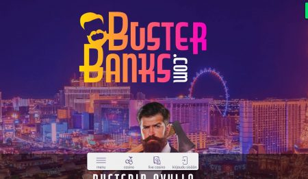 Buster Banks etusivu