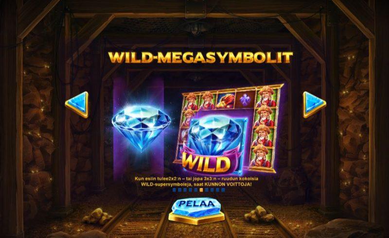 Dynamite riches mega wild