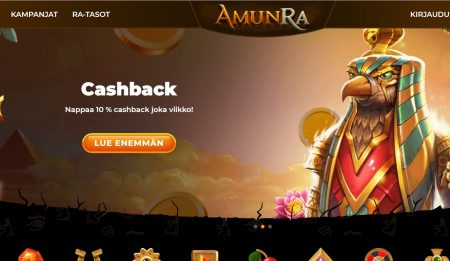 AmunRa cashback