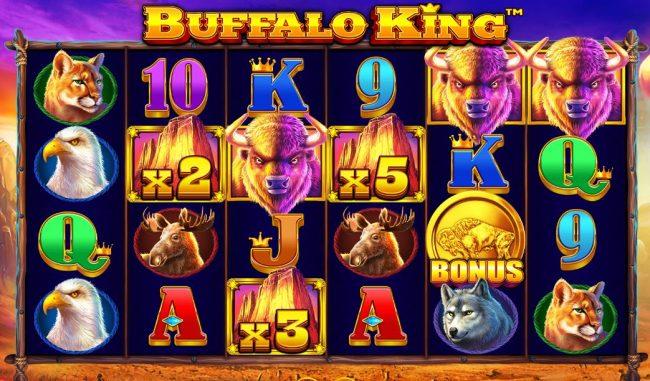 Buffalo King kertoimet