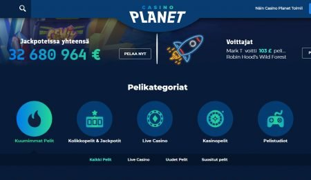 Casino Planet peliaula