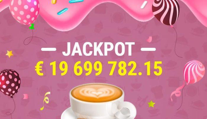 Cookie Casino jackpotit